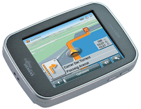 Fujitsu-Siemens Loox N100