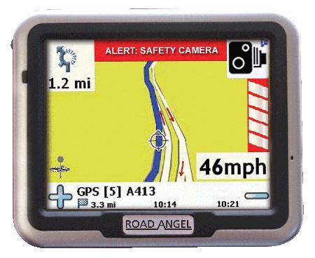 Road Angel Navigator 6000 GPS