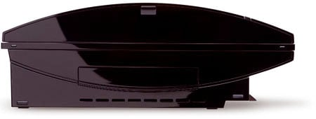 Sony PlayStation 3 - side