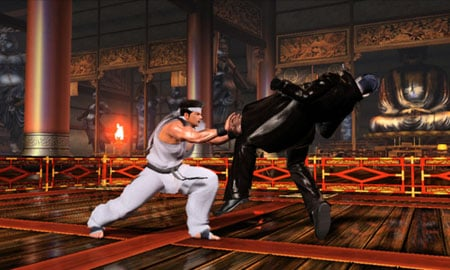 Virtua Fighter 5 for the PS3