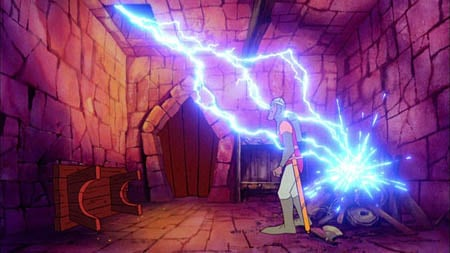 Dragon's Lair HD