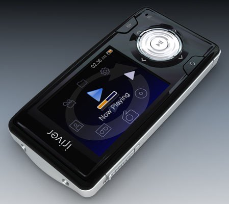 iriver x20 mp3 player how to put songs on rtiver