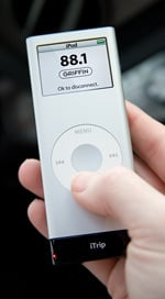 Griffin Technology iTrip for 2G iPod Nano