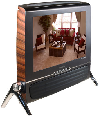 HANNspres HANNSlounge designer LCD TV
