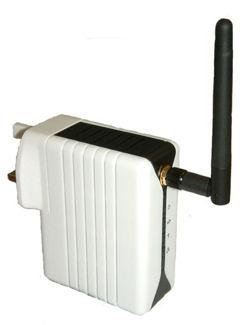 Solwise NET-PL-85PEW WLAN extender