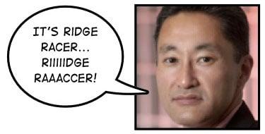 Sony's Kazuo Hirai