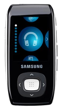 Samsung YP-T9 mp3 player