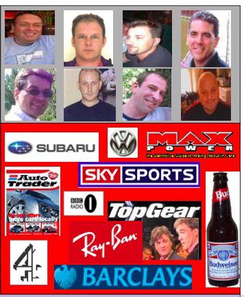 Top Gear Tigers