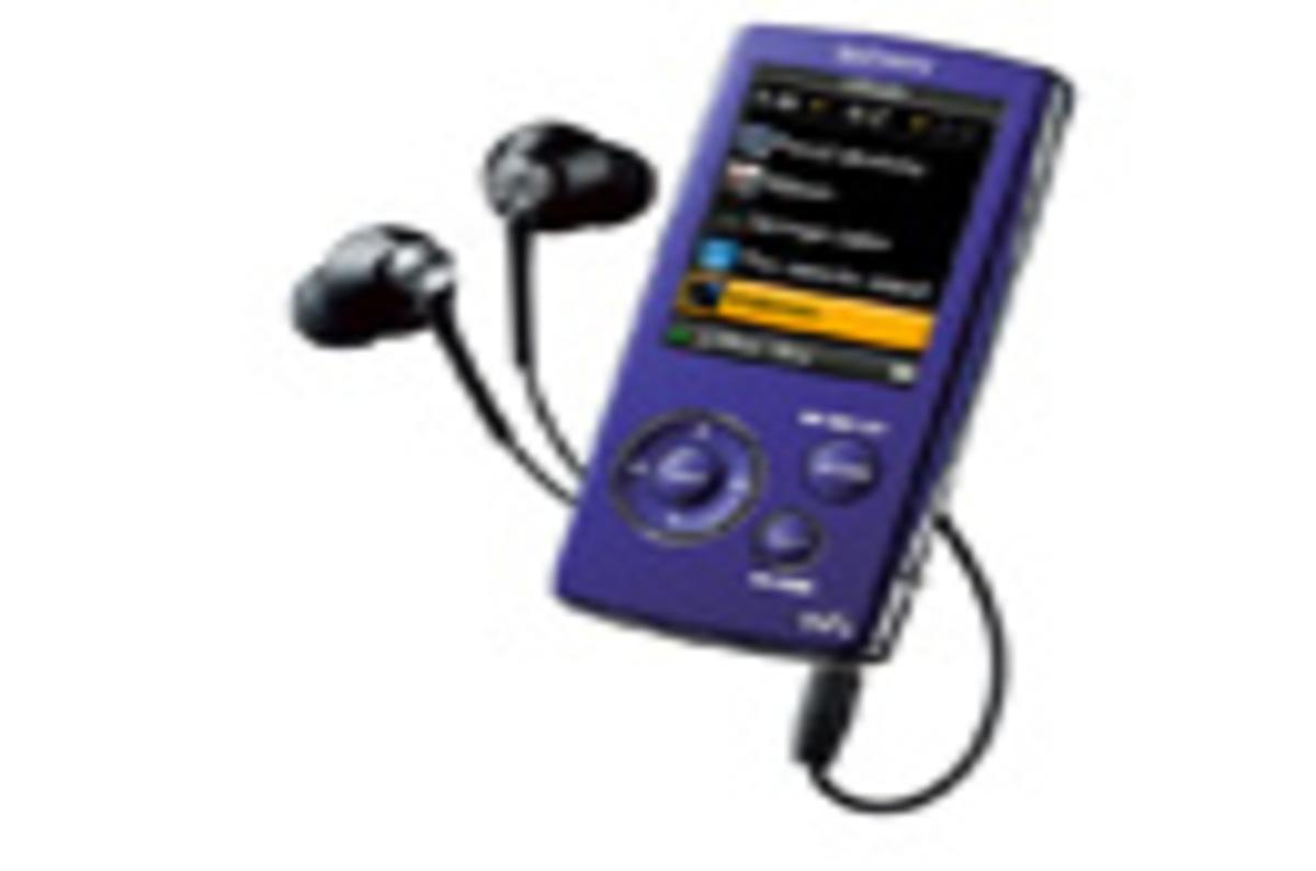 Sony Walkman Nw A800 Media Player The Register