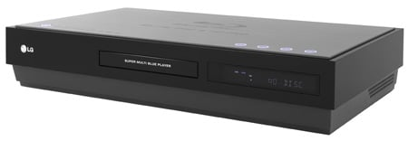 LG Super BH100 Blu-ray/HD DVD player