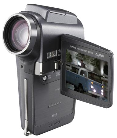 Sanyo VPC-HD2 camcorder