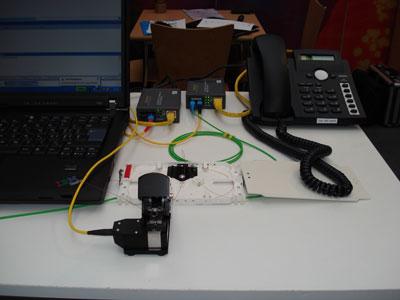 Infoguard demonstrates optical hacking