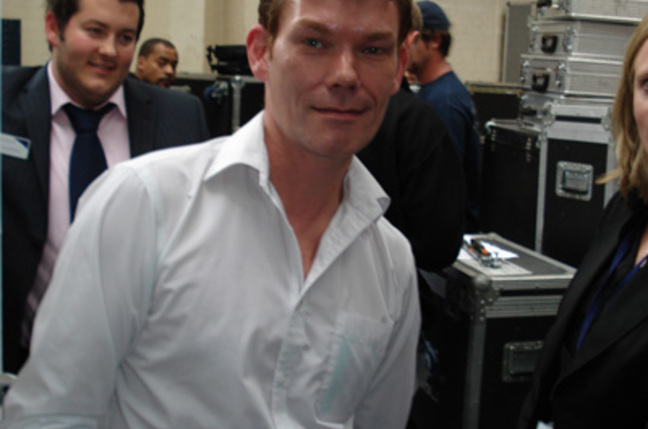 Gary McKinnon at Infosec