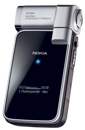 Nokia N93i mobile phone