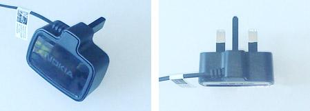 N95 new-style micro ac adaptor