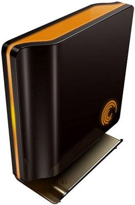 Seagate FreeAgent Pro 750GB external hard drive