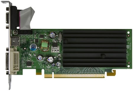 Nvidia GeForce 7200 GS