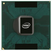 Intel mobile Core 2 Duo processor