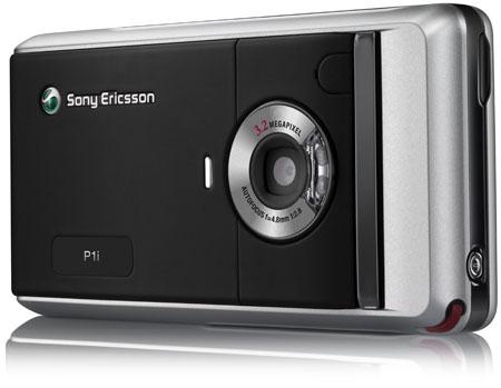 Sony Ericsson P1 smart phone