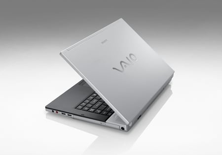 Sony Vaio FZ series notebook