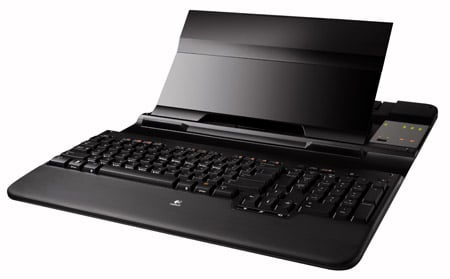 Logitech Alto keyboard and laptop stand