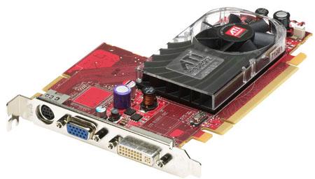 AMD ATI Radeon HD 2400 Pro