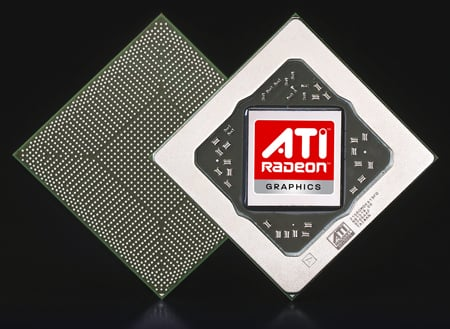 AMD ATI Radeon HD 2900 XT - the chip