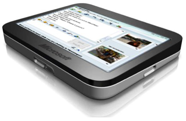 Ricavision Windows Vista SideShow E-Chatter