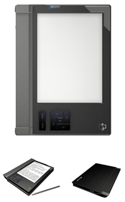 Ricavision Windows Vista SideShow E-Reader