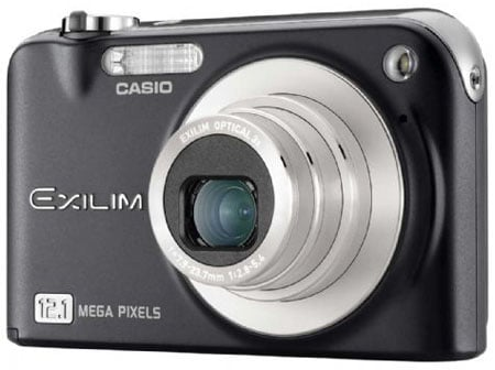 Casio Exilim Zoom EX-Z1200 12-megapixel digicam