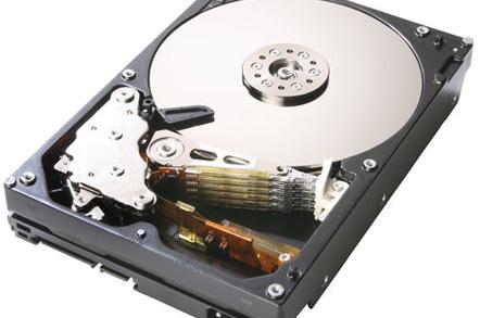 Deskstar 7K1000 hard drive