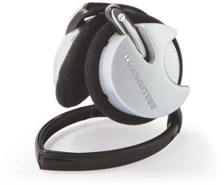 Monster iFreePlay iPod Shuffle-friendly headphones