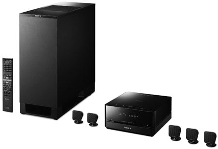 Sony DAV-150 home cinema system