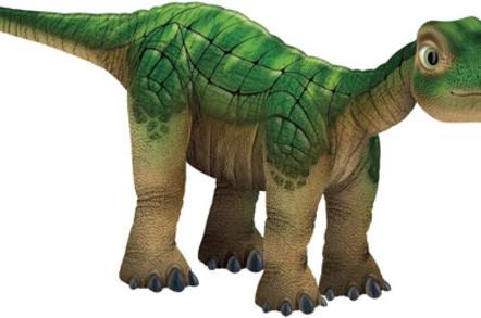 Pleo, the doe-eyed robotic dinosaur