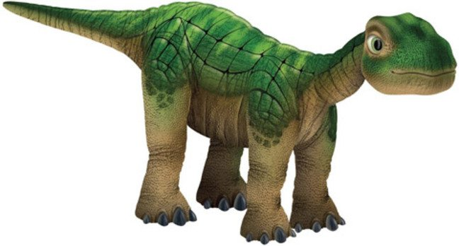 Pleo, the doe-eyed robotic dinosaur