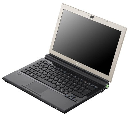 Sony Vaio TZ notebook