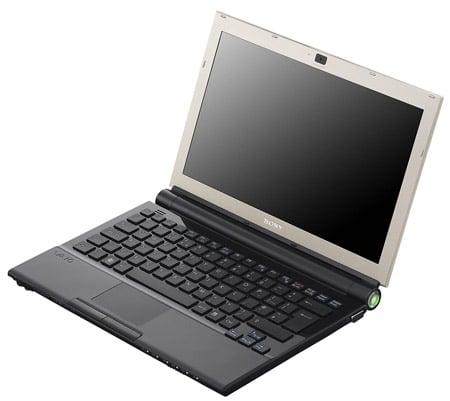 Sony Vaio TZ notebook
