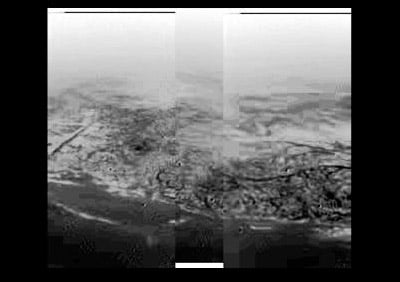 The latest reconstruction of Titan's surface