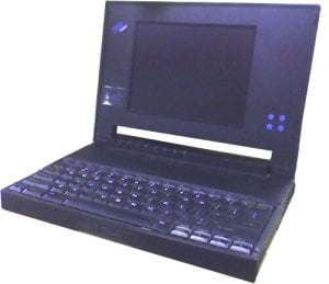 IBM ThinkPad 500 - image courtesy ThinkWiki