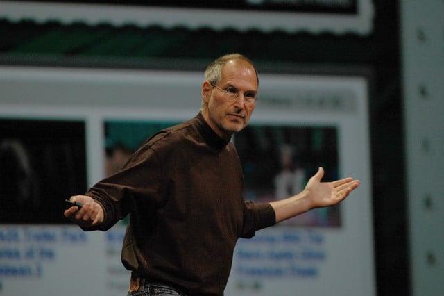 Steve Jobs at WWDC