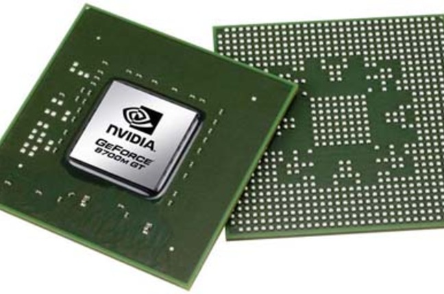 Nvidia GeForce 8700M GT
