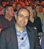 Picture of Danny Sabbah, general manager for IBM Rational Software.