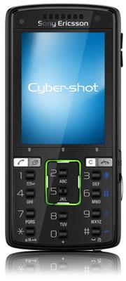 Sony Ericsson Cyber-shot K850