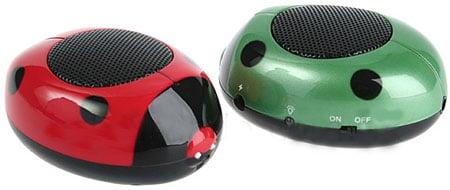 Ladybird speaker