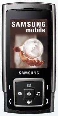 Samsung SGH-E950