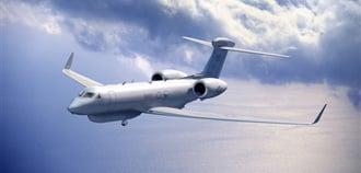 BAMS Gulfstream 550