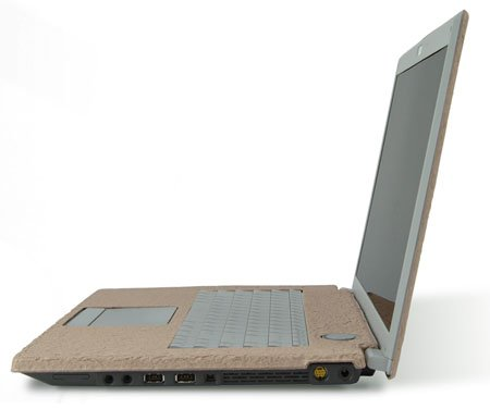 Asus EcoBook paper-covered laptop