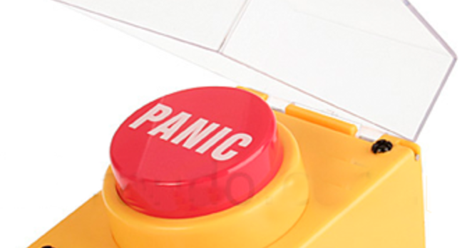 USB Stress Panic Button