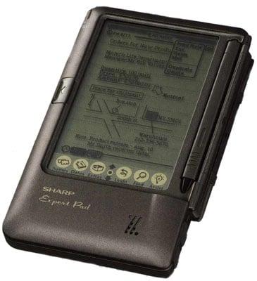 Sharp ExpertPad