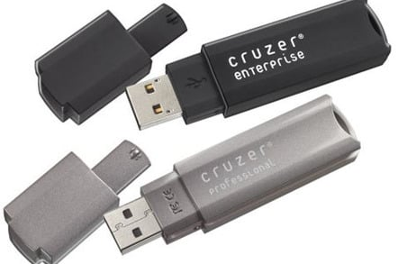 SanDisk Cruzer Pro and Enterprise